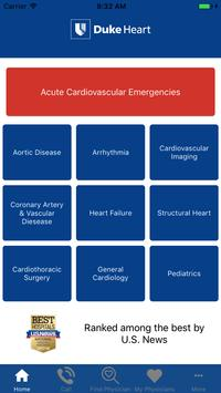 Duke Heart Referrals screenshot 1