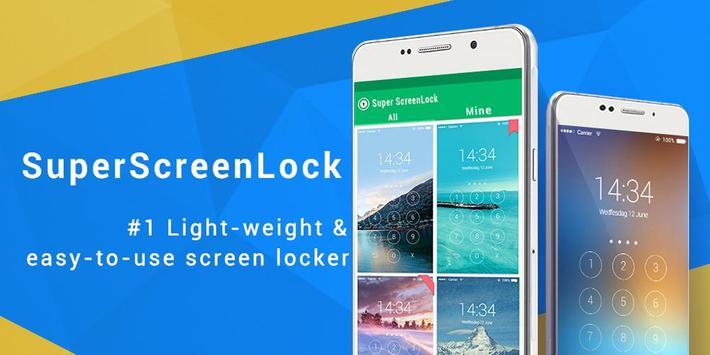 Lock Screen Security poster
