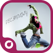 Solo Font Dancing icon