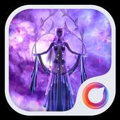 Virgo 3D Live Wallpaper icon