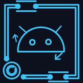 Circuit Technology Solo Theme icon