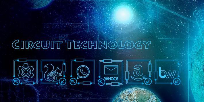 Circuit Technology Solo Theme poster