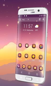 Dream Lantern Theme apk screenshot