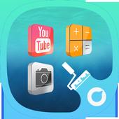 3D Dream OS - Solo Theme icon