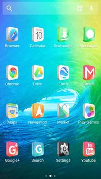 3D Dream OS - Solo Theme apk screenshot