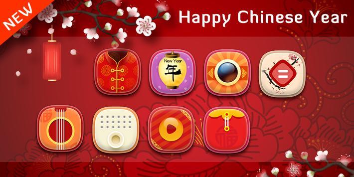 Happy Chinese year-Solo Theme apk screenshot