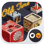 Old time(3D)-Solo Theme icon