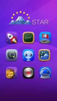 Star-Solo Theme apk screenshot