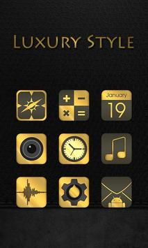 Luxury Style - Solo Theme apk screenshot
