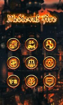 Medieval Fire - Solo Theme screenshot 2