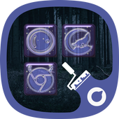 Night Forest - Solo Theme icon