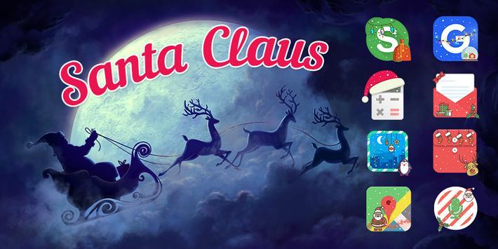 Santa Claus - Solo Theme poster