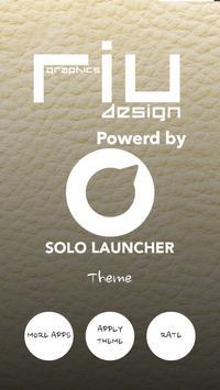 Animal Print Solo Launcher Theme apk screenshot
