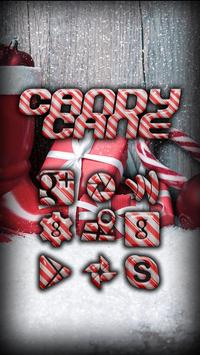 Candy Cane Solo Launcher Theme apk screenshot