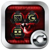 High Tech Solo Launcher Theme icon