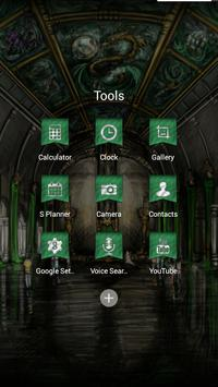 Medieval Solo Launcher Theme apk screenshot