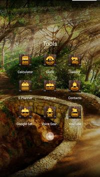 Robin Hood Solo Launcher Theme apk screenshot
