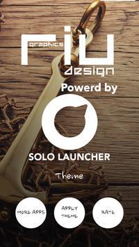 Sailor Solo Launcher Theme apk screenshot
