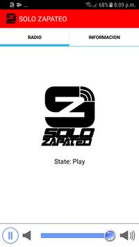 SOLO  ZAPATEO apk screenshot