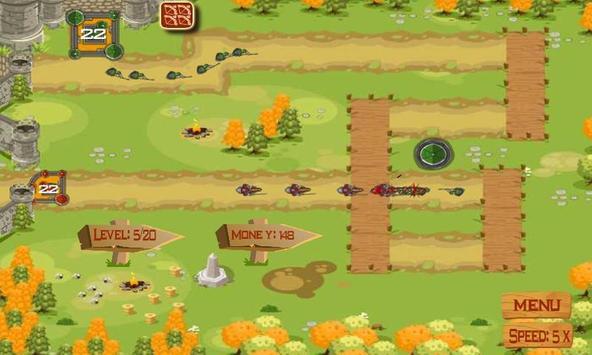 War Of Castle screenshot 5