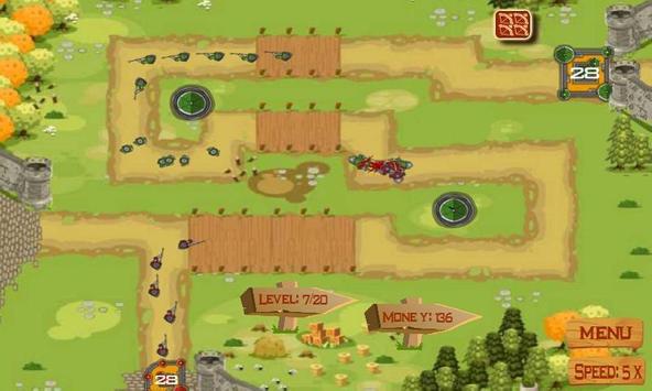 War Of Castle screenshot 1