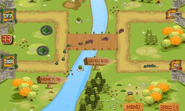 War Of Castle screenshot 2