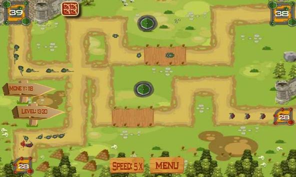 War Of Castle screenshot 3