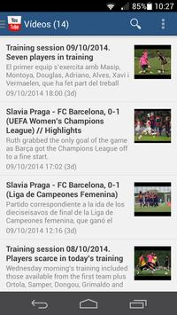 Solo Barcelona Noticias apk screenshot