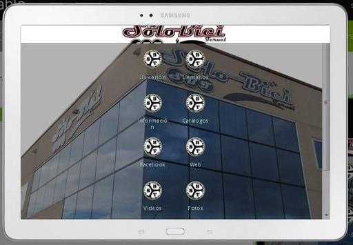 Solo Bici Teruel screenshot 4