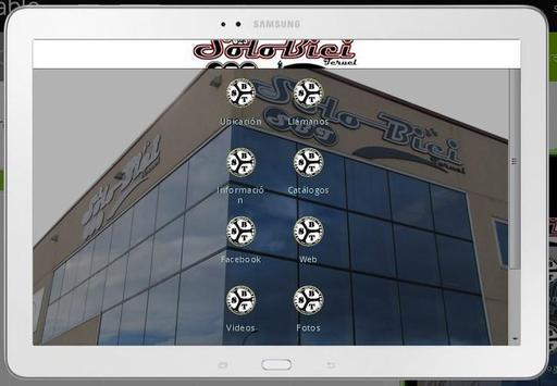 Solo Bici Teruel screenshot 5