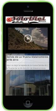 Solo Bici Teruel screenshot 1