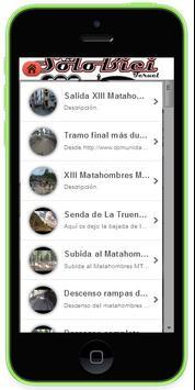 Solo Bici Teruel screenshot 2