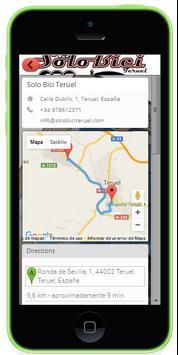 Solo Bici Teruel screenshot 3