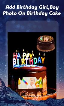 🎂Birthday Cake - birthday wishes & happy birthday screenshot 2