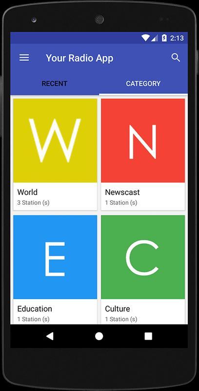 Image Result For Codecanyon Radio App