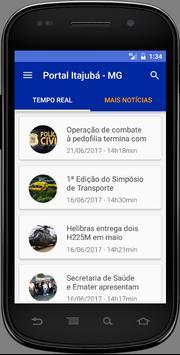 Portal Itajubá - MG screenshot 4