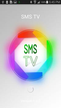 SMS TV poster
