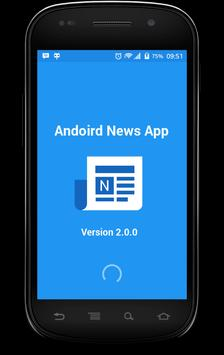 Android News App Demo poster