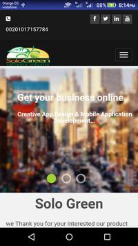 Solo Green App apk screenshot