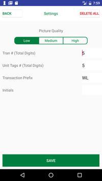 BPI - Inventory apk screenshot
