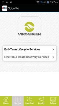 Virogreen screenshot 3