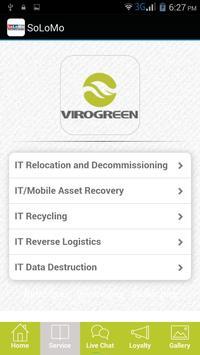 Virogreen screenshot 1