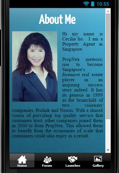 Cecilia Ho - Propnex apk screenshot