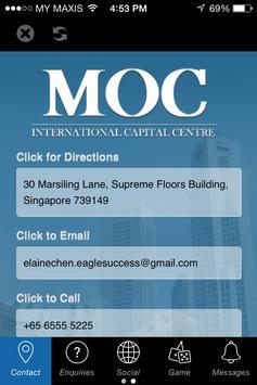 MOC GCC screenshot 2