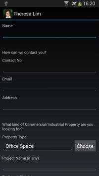 Theresa Lim Property Search screenshot 2