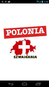 Polonia Szwajcaria poster