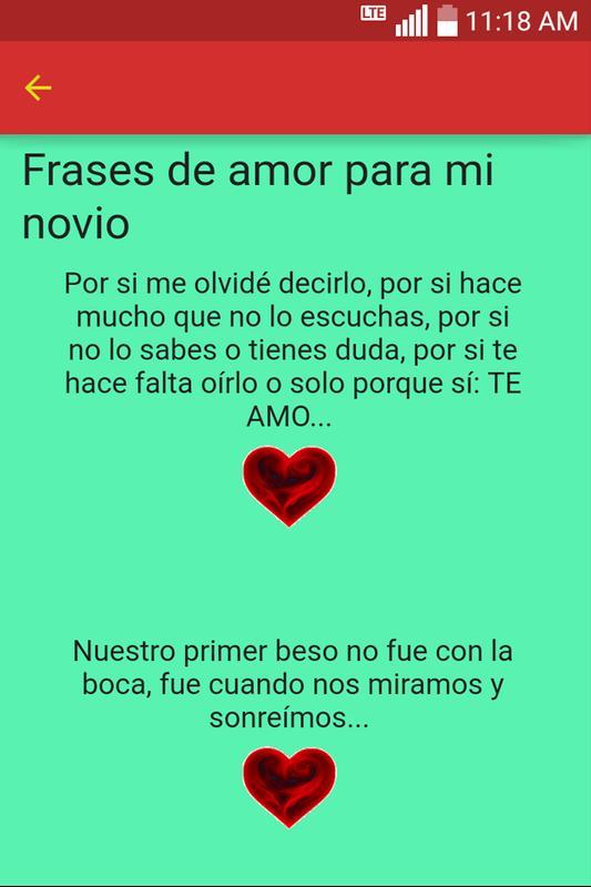 Poemas De Amor Con Frases De Amor Piropos De Amor Für Android Apk