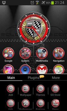 Soloporsche Launcher Theme screenshot 5