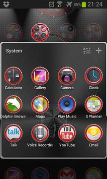 Soloporsche Launcher Theme screenshot 2