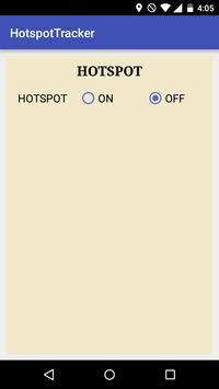 Hotspot Tracker screenshot 3